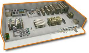 Warehouse Layout Template by Wallandra Warehouse Layout For Optimum Efficiency