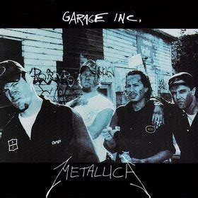 Garage Inc Heavy Metal Discography Metallica Discography