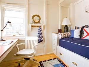 Nautical Guest Bedroom Ideas Nautical Retreat Myhomeideas