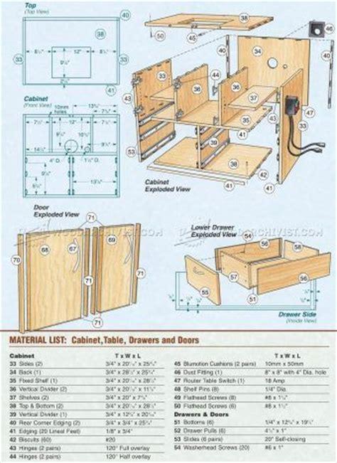 ultimate plans com 2760 ultimate router table plans router barndominium
