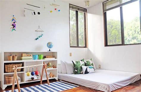 montessori bedroom layout quarto montessoriano 57 formas de como montar um para seu