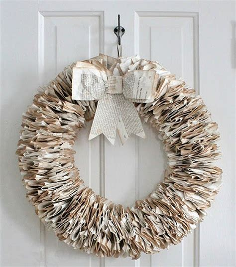 recycled decor recycled paper wall decor ideas recycled things