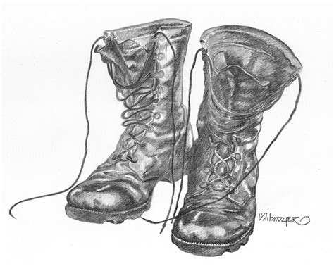 how to draw a military boat combat boots off duty by billustrator on deviantart