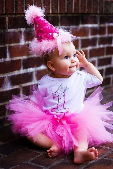 cute themes for baby first birthday super cute baby girl first birthday outfit picture