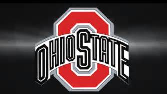 ohio state ohio state buckeyes images block o on gray black hd wallpaper and background