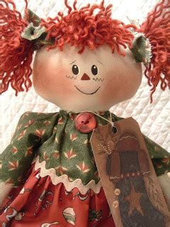 Handmade Raggedy Dolls For Sale - handmade teddy bears and raggedies primitive raggedy doll