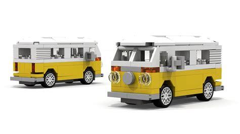 lego volkswagen mini lego volkswagen transporter type 2 mini
