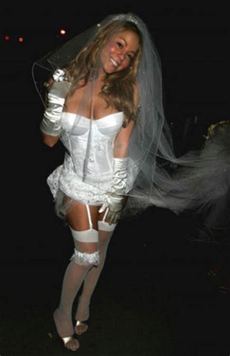 top 5 sluttiest wedding dresses spotted in 2009