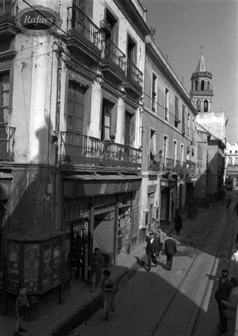 Fotos antiguas de la Iglesia de San Pedro. Sevilla::::::RAFAES