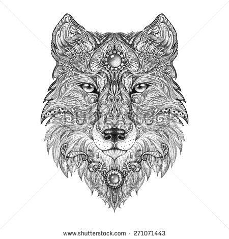 mandala animal tattoo tumblr 30 mandala wolf tattoos designs collection