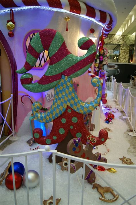 grotto decorations 27 best santa s grotto images on