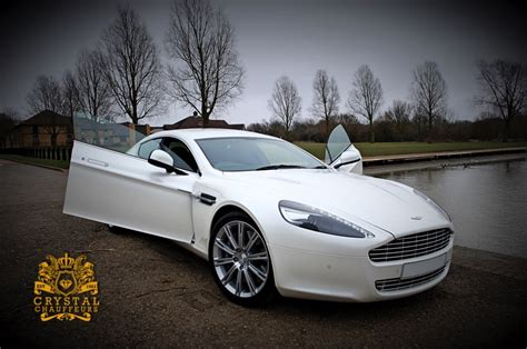 Wedding Cars Aston Martin by White Aston Martin Wedding Car Hire Executive Car Hire