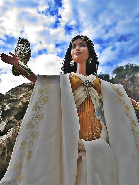 goddess of wisdom me my life and my toys athena barbie goddess of wisdom