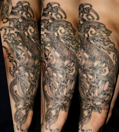 norse mythology tattoos 124 best norse images on viking tattoos
