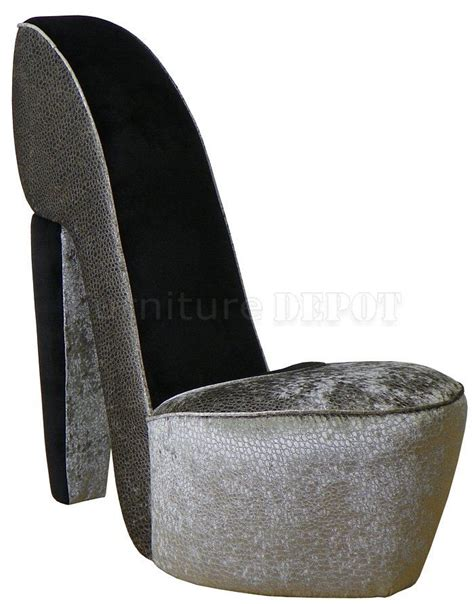 high heel shoe chair high heel chair images for shelby