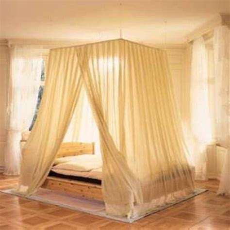 Canopy Bedroom Sets With Curtains by 15 Amazing Canopy Bed Curtains Design Ideas Rilane