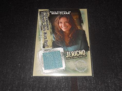 jericho season one autograph card skeet ulrich as jake green a1 ebay 17 best images about jericho on gerald mcraney and new bern