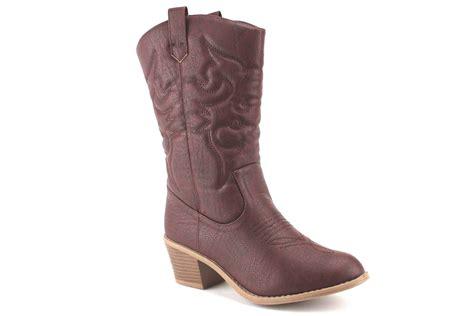 new s bdw 14 stitched designer leg western style