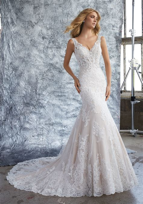 Bridal Dresses - wedding dress style 8212 morilee