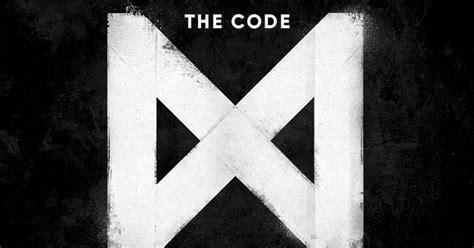 Monsta X The Code De Code Ver No Poster monsta x dramarama dramarama