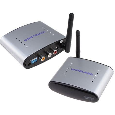 Hits 2 Watt Wireless 24ghz Audio Av Sender Transmitter Murah Be best av receivers lifiers buytoday 2 4ghz wireless audio av transmitter receiver
