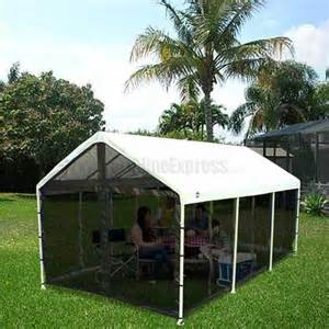 Screened Canopy King Canopy 10 X 20 Canopy Screen Room Northline Express
