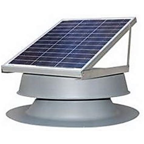 natural light solar attic fan 36 natural light energy systems 36 roof mounted attic
