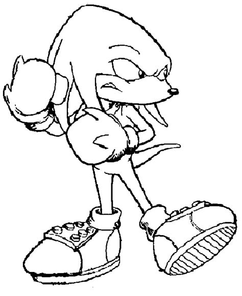 sonic the hedgehog coloring pages coloringpagesabc com