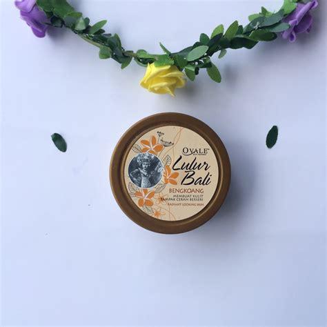 Ovale Lulur Bali Boreh Jar 100 Gr review ovale lulur bali bengkoang bonjour gens