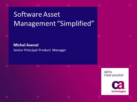 Best Mba Programs For Asset Management by Software Asset Management Simplified