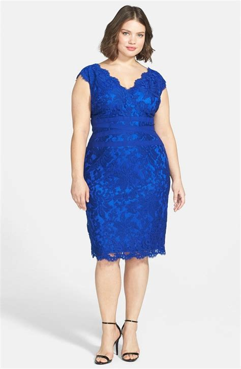 Beautiful Savior Blus Plus Size Pair by Royal Blue Sundress Dressed Up