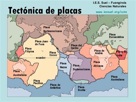 foto de las placas tectonicas tic en la era de la educaci 211 n teor 236 a de la tect 242 nica de