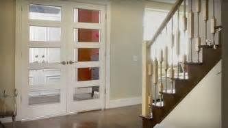 Home Depot Interior Door Knobs installation of a double door unit youtube
