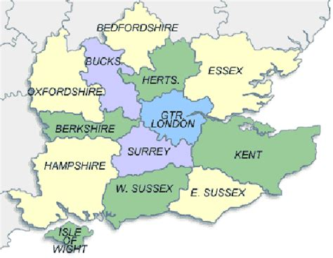 opinions on home counties
