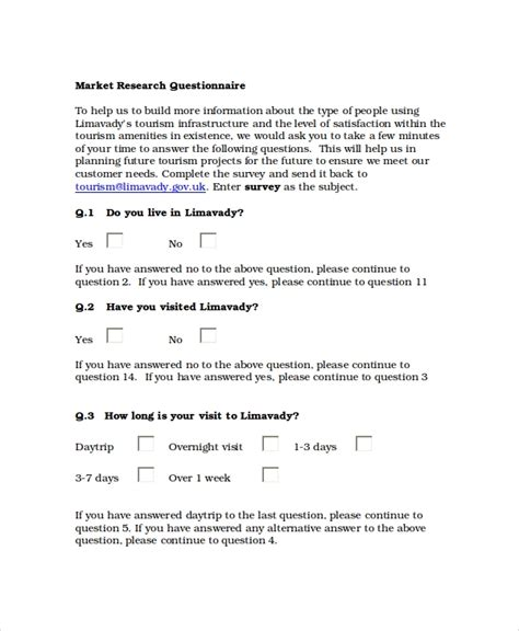 6 editable survey form templates for ms word document hub
