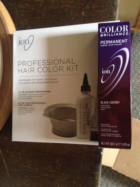 ion hair color reviews ion color brilliance brights semi premanent hair color