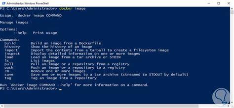 tutorial sobre docker c 243 mo instalar y configurar docker engine en windows server