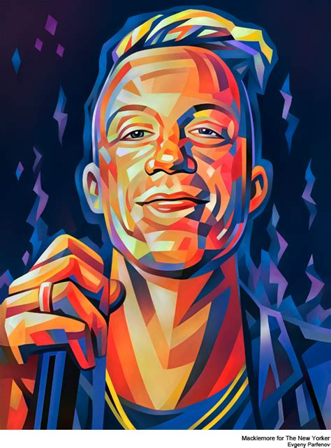 colorful portraits colorful portrait illustrations by evgeny parfenov