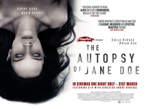 empire cinemas film synopsis the autopsy of jane doe