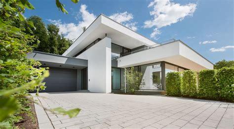moderne häuser im bungalowstil 1000 bilder zu moderne h 228 user bauhausstil auf