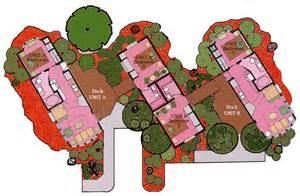 Bedroom Home Plans Two sedona pines