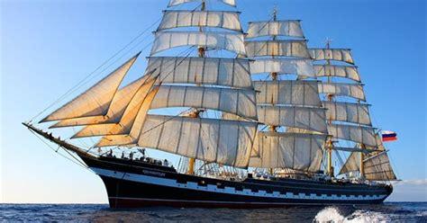 zeilboot oostende tweede grootste zeilschip ter wereld komt naar oostende