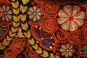 Chain Stitch Rugs File Kazakh Rug Chain Stitch Embroidery Jpg Wikimedia