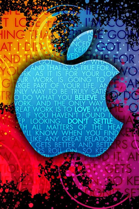 colorful wallpaper iphone 4 apple colorful background iphone wallpaper 640x960