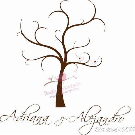 plantillas de decoracion navideñeo arbol arbol huellas imprimible recuerdo boda xv a 241 os 120 00 en mercado libre