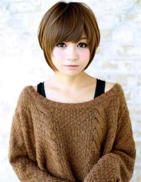 Round Face Asain Hairstyle | 25 asian hairstyles for round faces hairstyles