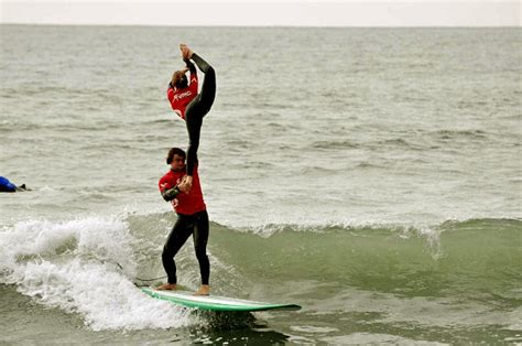in tandem cricket s great pace pairs books clement cetran and dhelia birou win the tandem surfing
