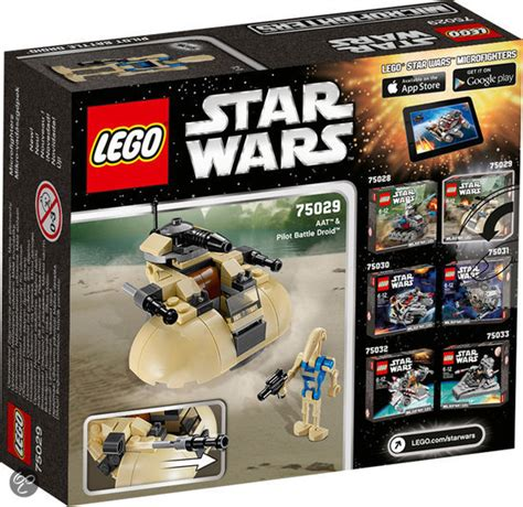 Lego Wars 75029 Aat bol lego wars aat 75029 lego speelgoed