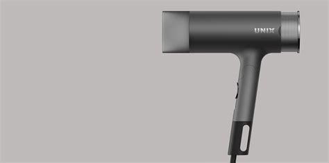Hair Dryer Unix moto design the leading identity design of korea