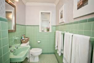 Green And White Bathroom Ideas 36 1950s green bathroom tile ideas and pictures